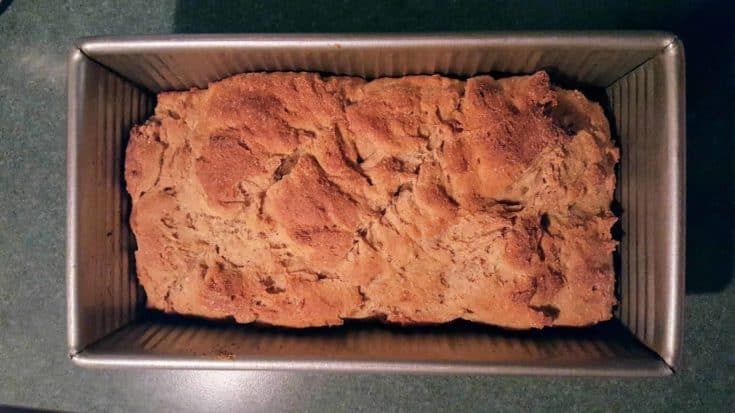 Whole Wheat, Oat, and Flax Seed Bread