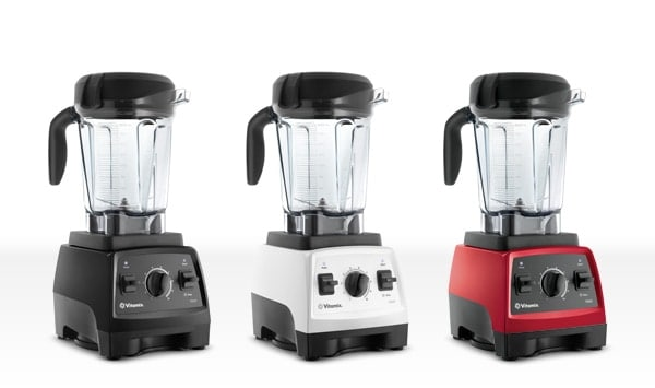 Vitamix 7500 colors