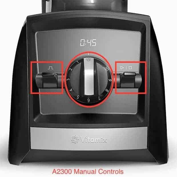 A2300-manual-controls