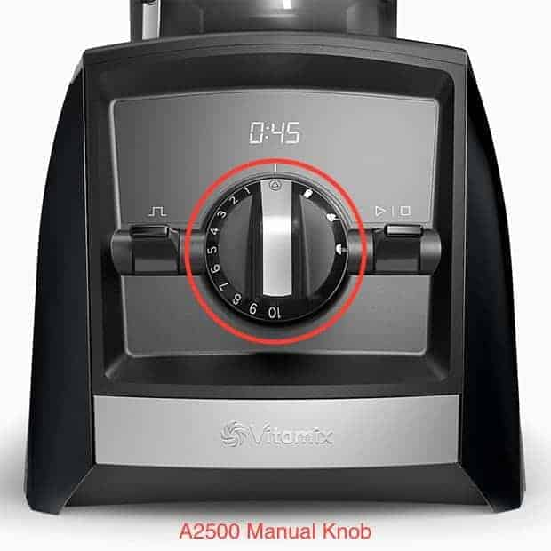 A2500-Manual-Knob