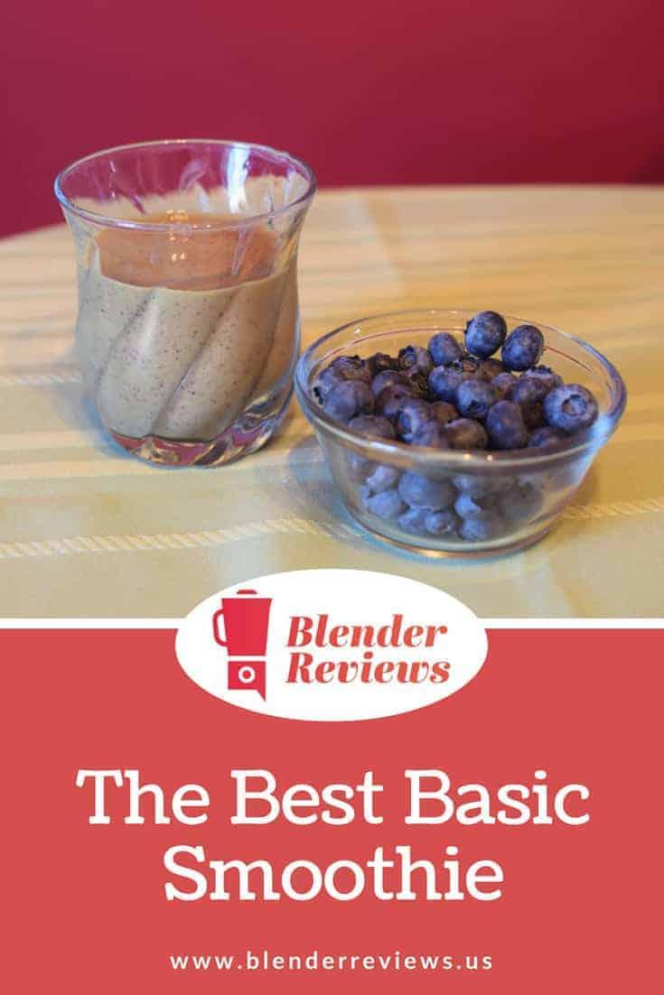 best basic smoothie