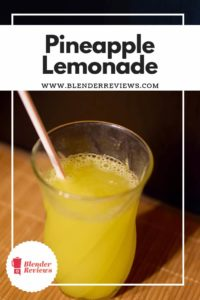 Pineapple Lemonade The Easy Way