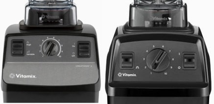 Vitamix-Creations-II-vs-E310-base