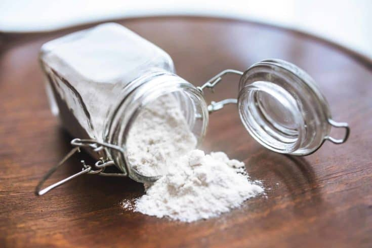 Homemade Powdered Sugar in 30 Seconds