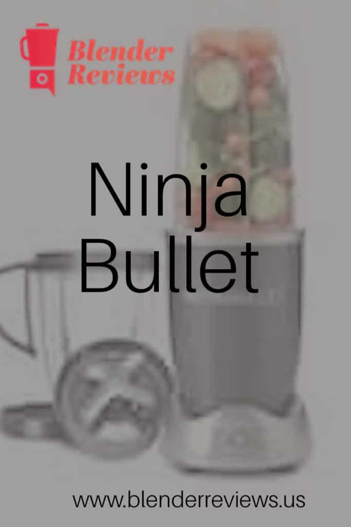 Ninja Bullet