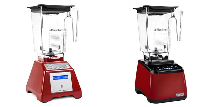 Holiday Blendtec blenders
