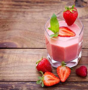 Flu-fighter Smoothie Recipe