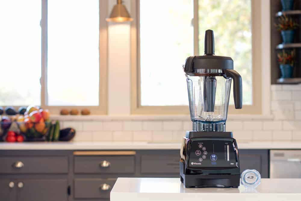 The Vitamix 780 with Tamper